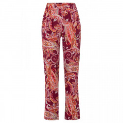 Paisley Print Trousers by More & More