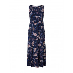 Robe midi sans manches by Tom Tailor