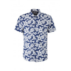 Loose Fit: short sleeve shirt by s.Oliver Red Label