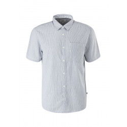 Extra Slim Fit: chemise à manches courtes by Q/S designed by