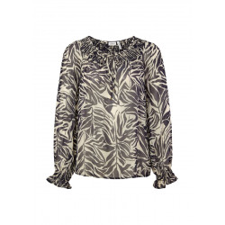 Chiffonbluse by s.Oliver Black Label