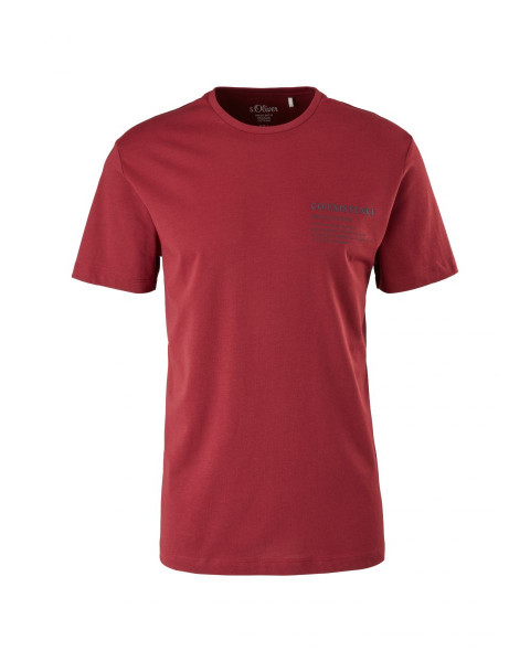 T-shirt avec impression frontale by s.Oliver Red Label
