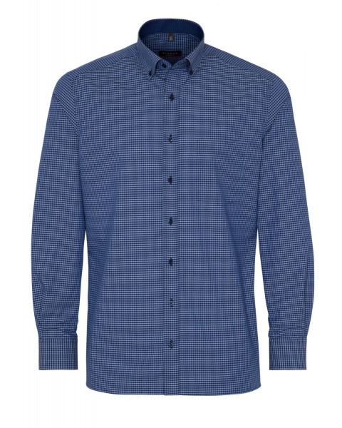 Modern Fit: chemise à manches longues by Eterna