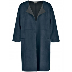 Coat with velor touch by Gerry Weber Collection