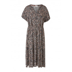 Tiered dress by s.Oliver Red Label