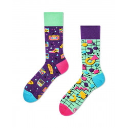 Chaussettes BACK TO THE 90's by Many Mornings