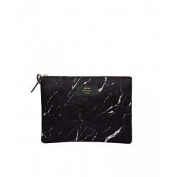 Cosmetic bag BLACK MARBLE by WOUF