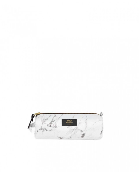 Trousse à crayons WHITE MARBLE by WOUF