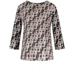 T-shirt 3/4 sleeve by Gerry Weber Collection