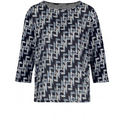 T-Shirt à manches 3/4 by Gerry Weber Collection