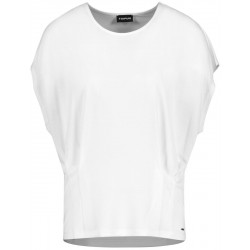 T-shirt with pleat details by Taifun