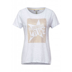 T-shirt by Street One
