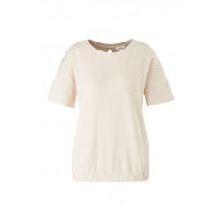 Sweatshirt mit Cut Out by s.Oliver Red Label