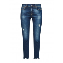 Skinny: Skinny ankle leg-Jeans by Q/S designed by
