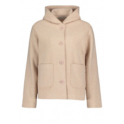 Hooded jacket by Betty & Co