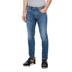 Slim Fit Jeans by s.Oliver Red Label