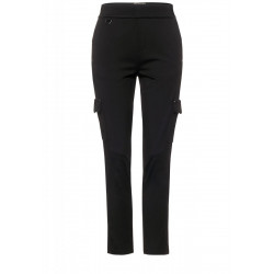 Loose fit trousers by Street One