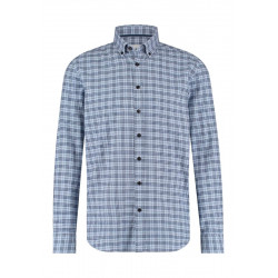 Regular Fit: long sleeve shirt by State of Art