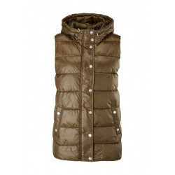 Quilted Vest by comma CI