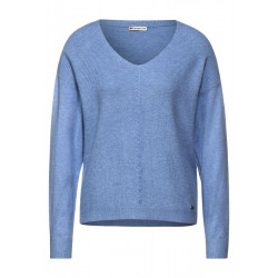 v-neck sweater by Street One