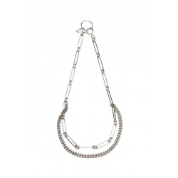 Collier en aspect mat by s.Oliver Red Label