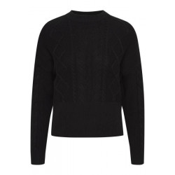 Knitted sweater by ICHI