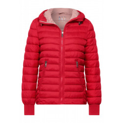 Soft padded jacket by Street One