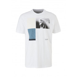 Jersey T-shirt by s.Oliver Red Label