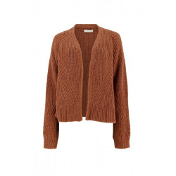 Open cardigan by Signe nature
