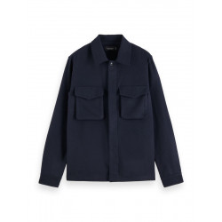 Relaxed Fit: Overshirt by Scotch & Soda