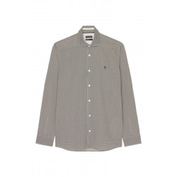 Shaped Fit: long sleeve shirt by Marc O'Polo