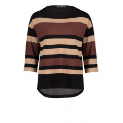 Striped sweater by Betty Barclay