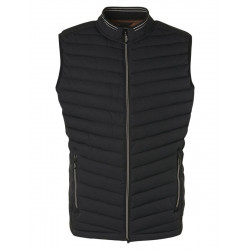 Quilted Vest by No Excess