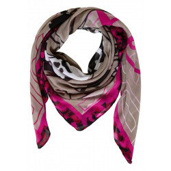 Mannequin Square Scarf by Street One