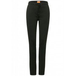 Loose fit trousers in inch 30 by Cecil