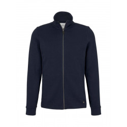 Sweat jacket by Tom Tailor