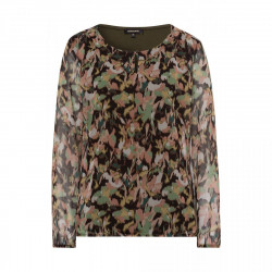 Shirtblouse with Print by More & More