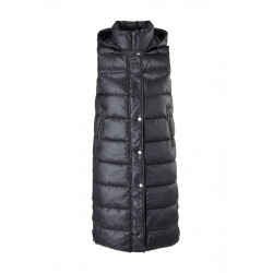 Hooded vest by Comma
