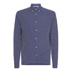 Slim Fit: long sleeve shirt by Tommy Hilfiger