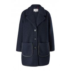 Bouclé coat by s.Oliver Red Label