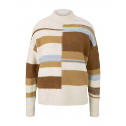 Striped sweater by Tom Tailor Denim