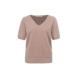Flauschiger Pullover by Yaya