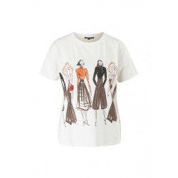 T-Shirt by Comma
