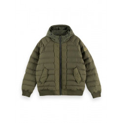 Quilted jacket by Scotch & Soda