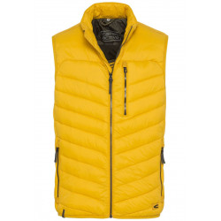 Quilted vest by Camel