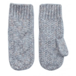 Knitted gloves by Nümph