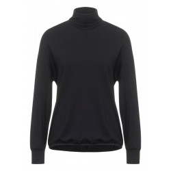 Roll neck shirt by Street One