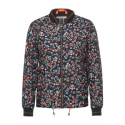 Blouson with a flower print by Cecil