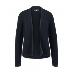 Cardigan with lurex by Tom Tailor