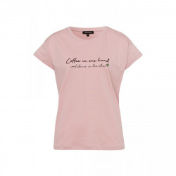 Shirt with wording print by More & More